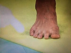 あさイチ 脚エクササイズ