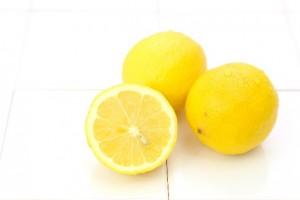 白湯 レモン汁 画像